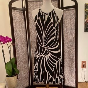 White House Black Market sleeveless dress.